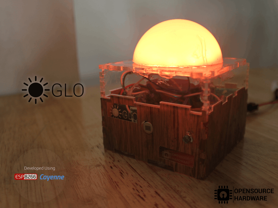 GLO: IoT Smart Light