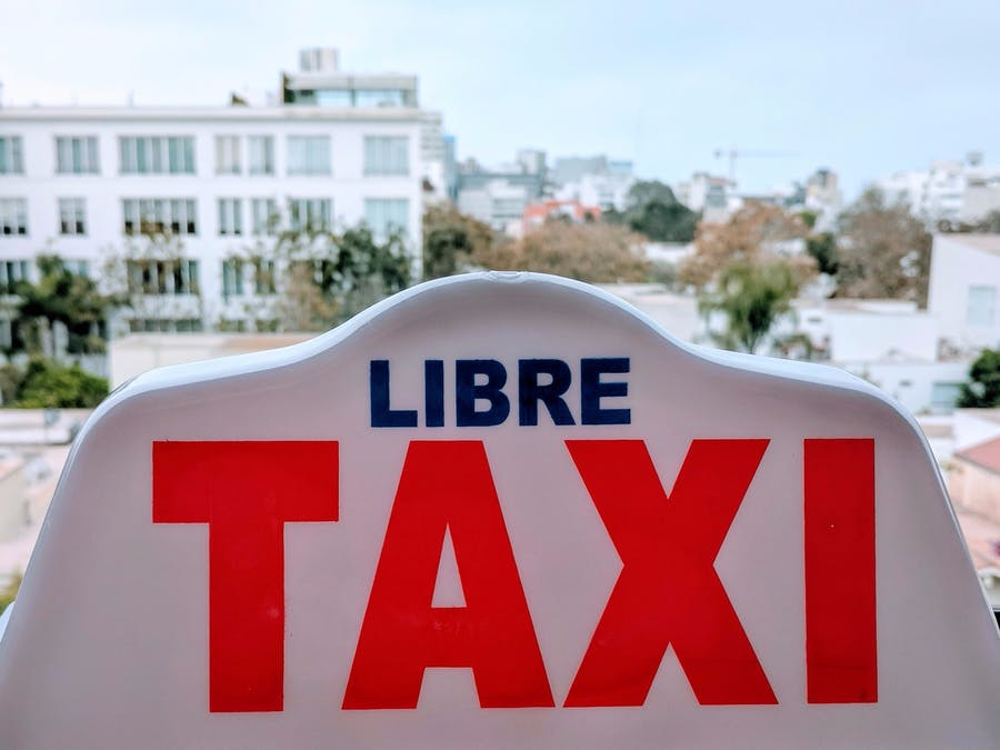 Distributed Air Quality Monitoring (Using Taxis!)
