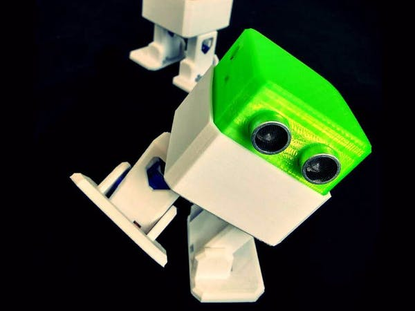 Otto diy build your own robot in one hour arduino