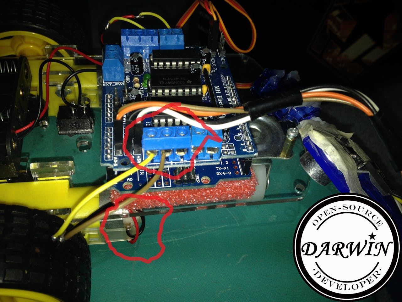 How to Make Obstacle Avoiding Robot - Hackster io