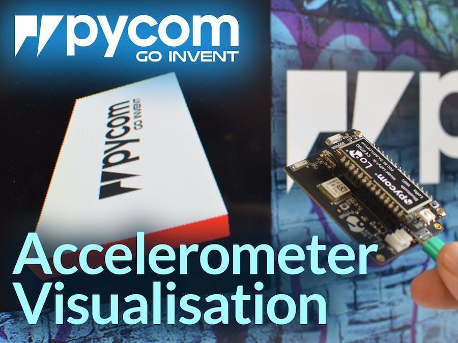 Accelerometer Visualisation