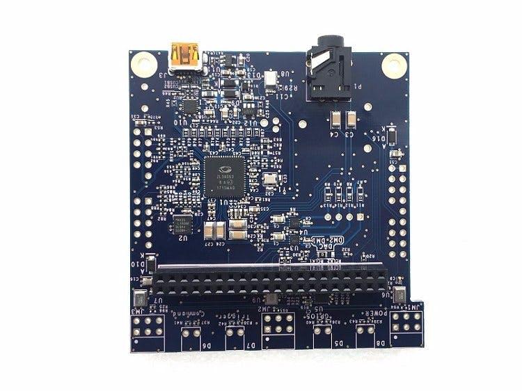 Banana Pi BPI-AI-Voice (Microsemi AcuEdge) Module