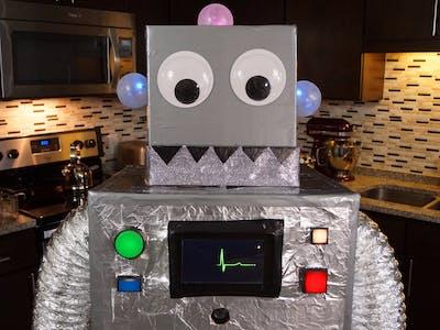 Halloween Build - Robosuit!
