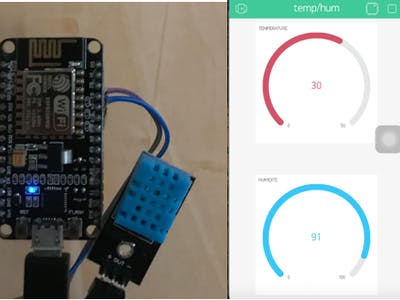 Weather Station everywhere (ESP8266)
