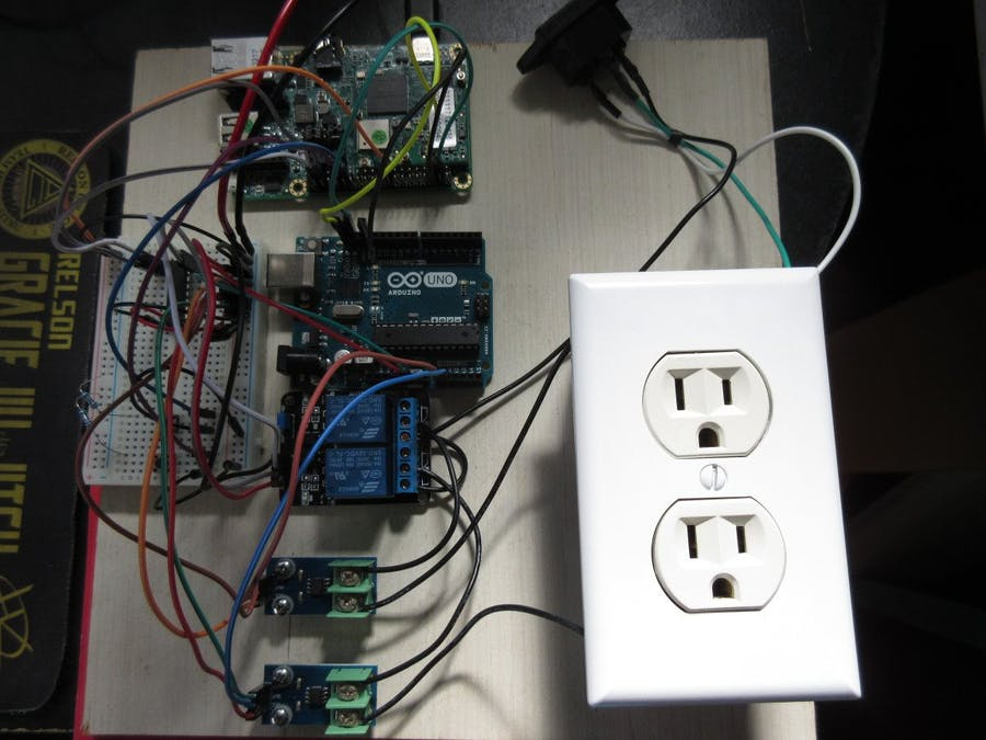 Smarter Smart Power Strip (outlet for now)