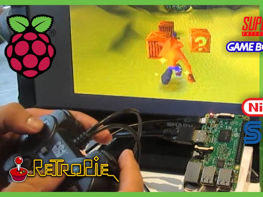 Playing Old Games on Raspberry Pi 3 with RetroPie - Hackster io