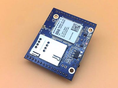 BPI NB-IoT Development Board Also Can Use With Arduino
