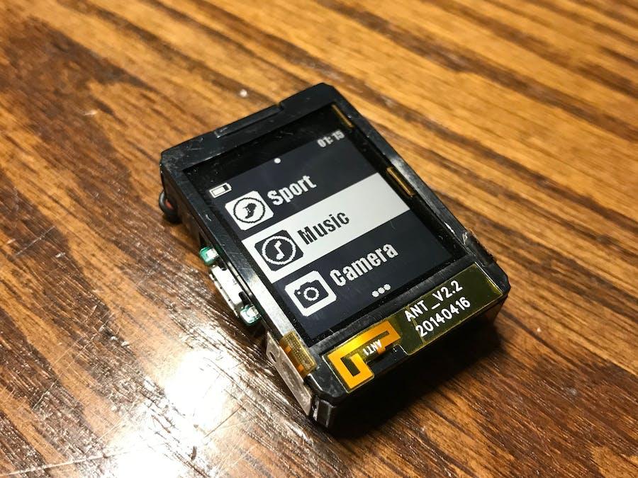Mixtile GENA: Inexpensive Hackable Smartwatch