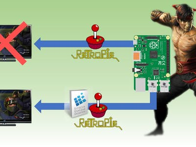 How to Play PC Games on Raspberry Pi  with Retropie