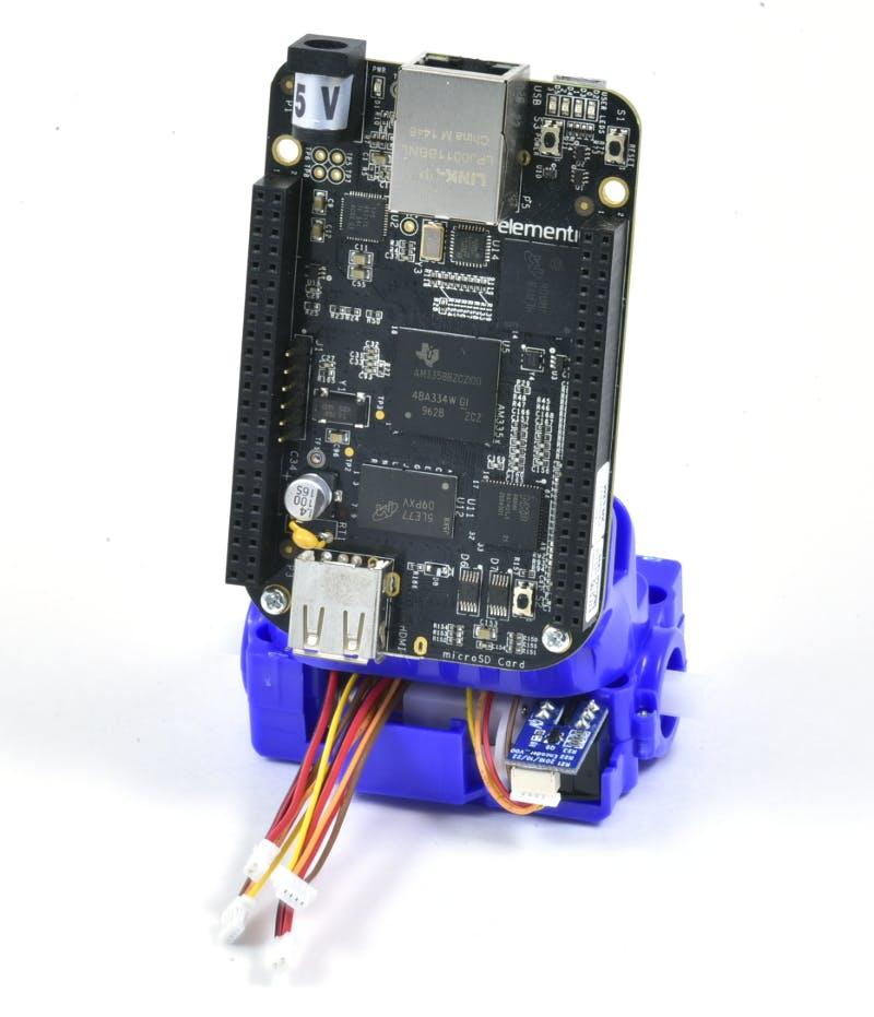 EduMIP - BeagleBoard Projects