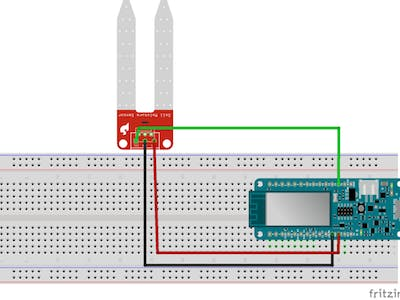 IoT System To Monitor Soil Moisture With Arduino