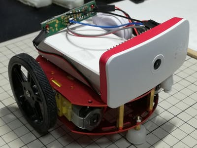 Raspberry Pi Zero W Car Controlled by Blynk