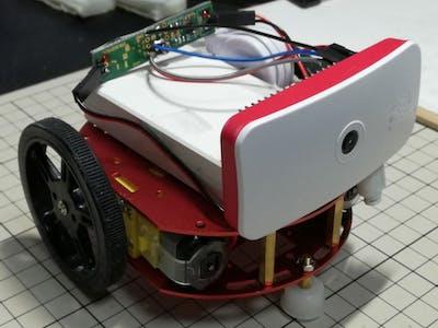Raspberry Pi Zero W Car Controlled by Blynk