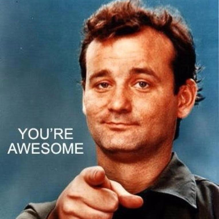 Bill murray youre awesome 5ysxq49cxs