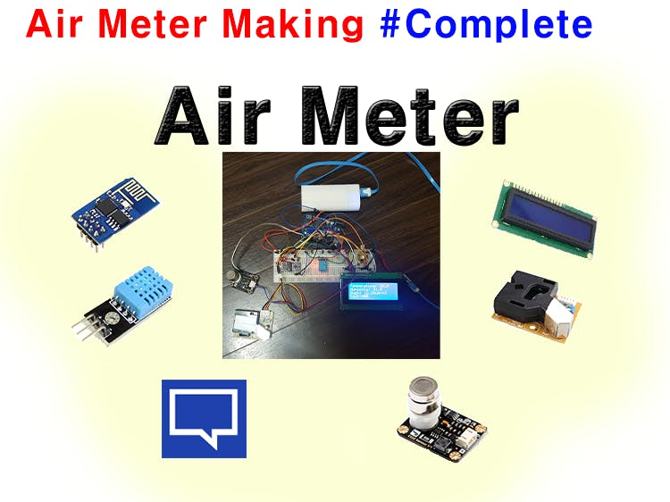 Air Meter Making #4: Complete
