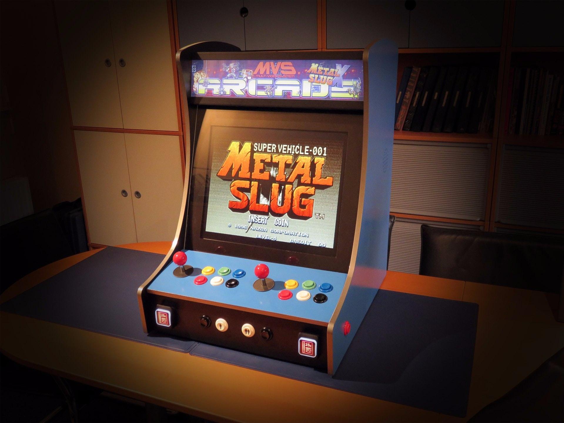 Bar Top Arcade Machine talentneeds