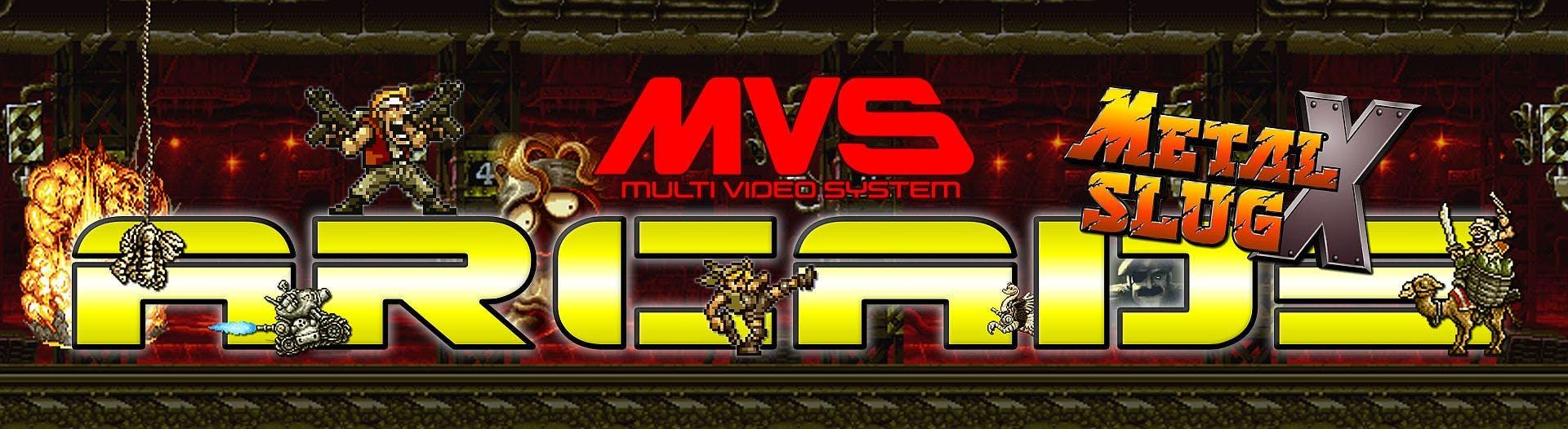 Metal Slug marquee