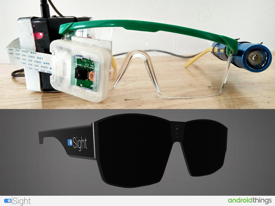 SIGHT: For the Blind