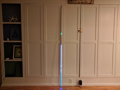 LED Tide Display