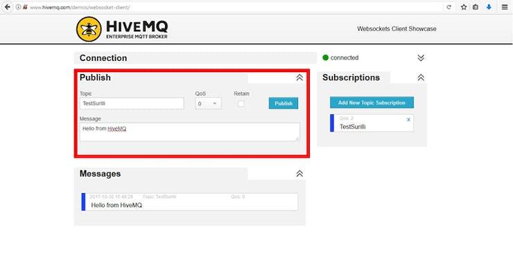 Publish Data Using MQTT with Surilli GSM - Hackster io