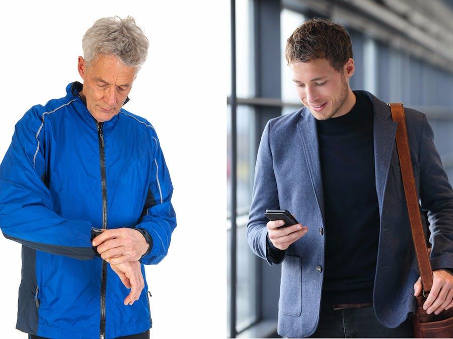 Smart Health Band for Elderly