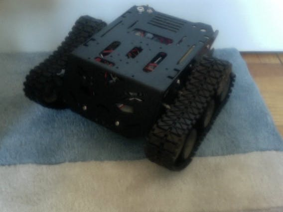 Arduino Bluetooth Robot for Android Device