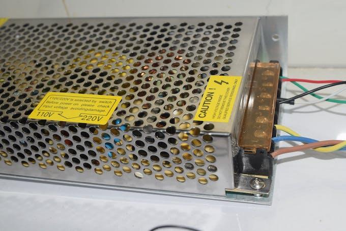 Power Supply S-180-12