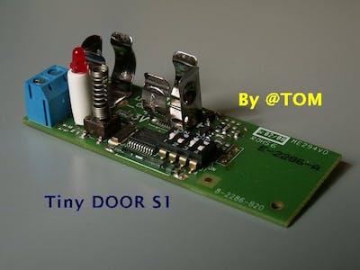 Tiny DOOR Sensor 1