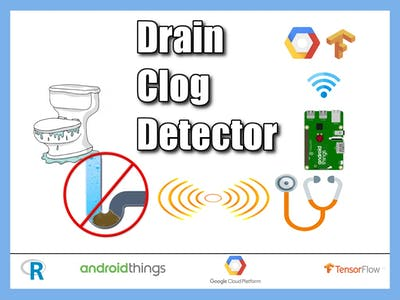 Drain Clog Detector