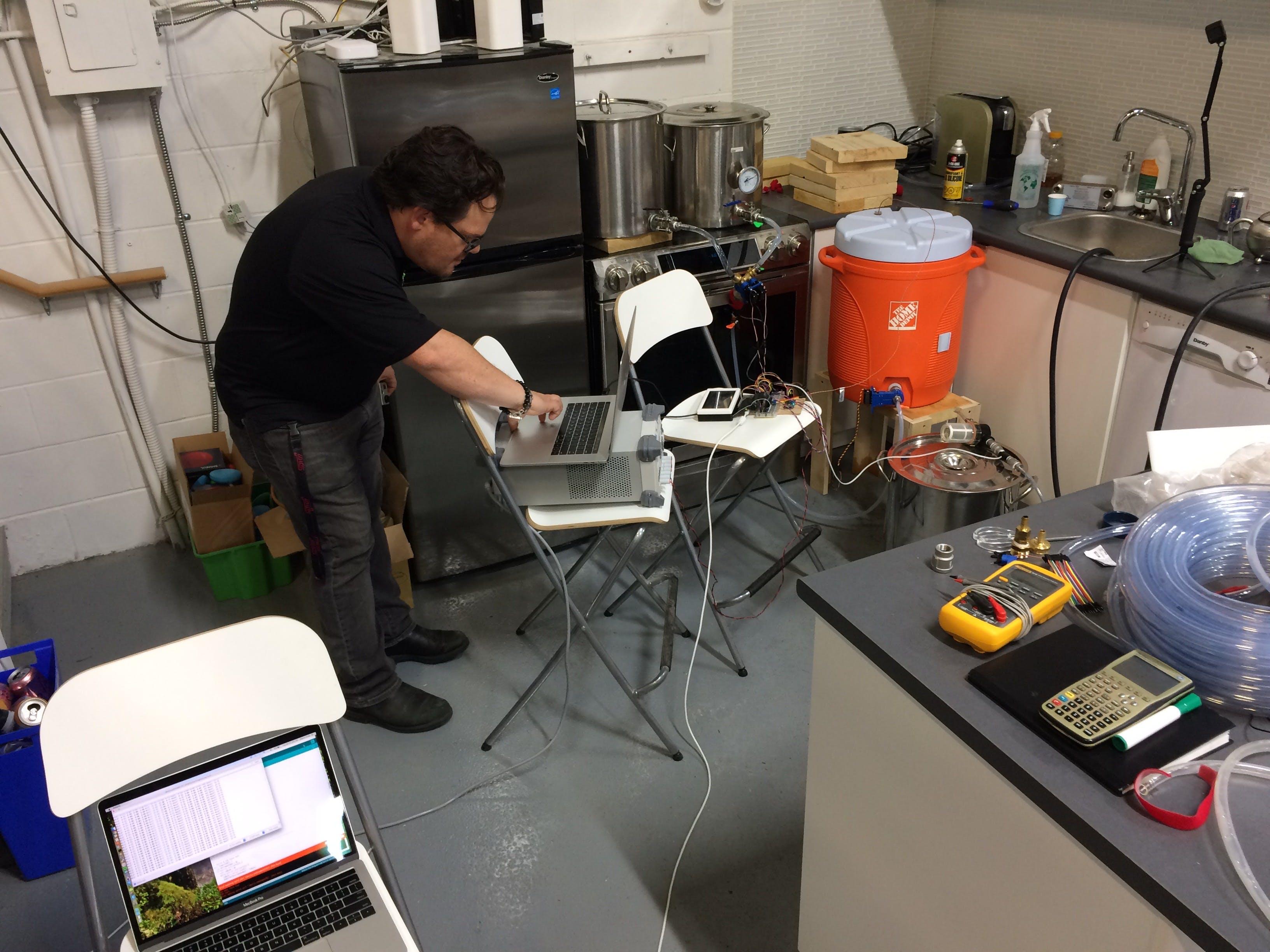 BrewCentral Testing