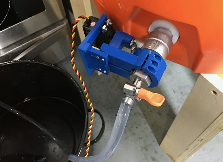 Installation of the Valve Controller