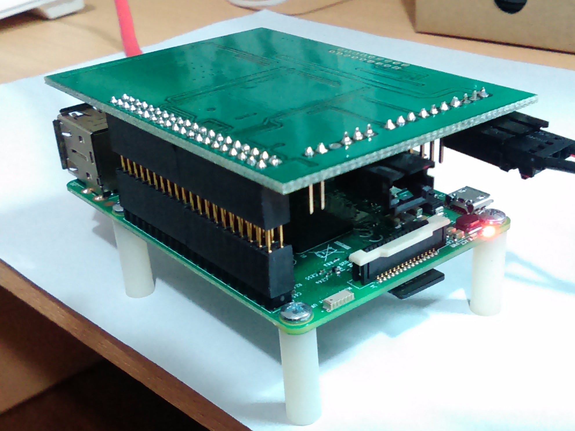 Industrial IoT Gateway Based on Android Things