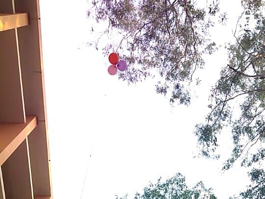 Balloonsonde for City Environment Monitoring