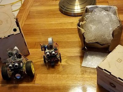What Do I Build Next? A 3rd Generation Pioneer PiBot-rev1