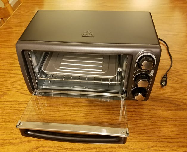 Diy Reflow Oven With Reflowduino Hackster Io