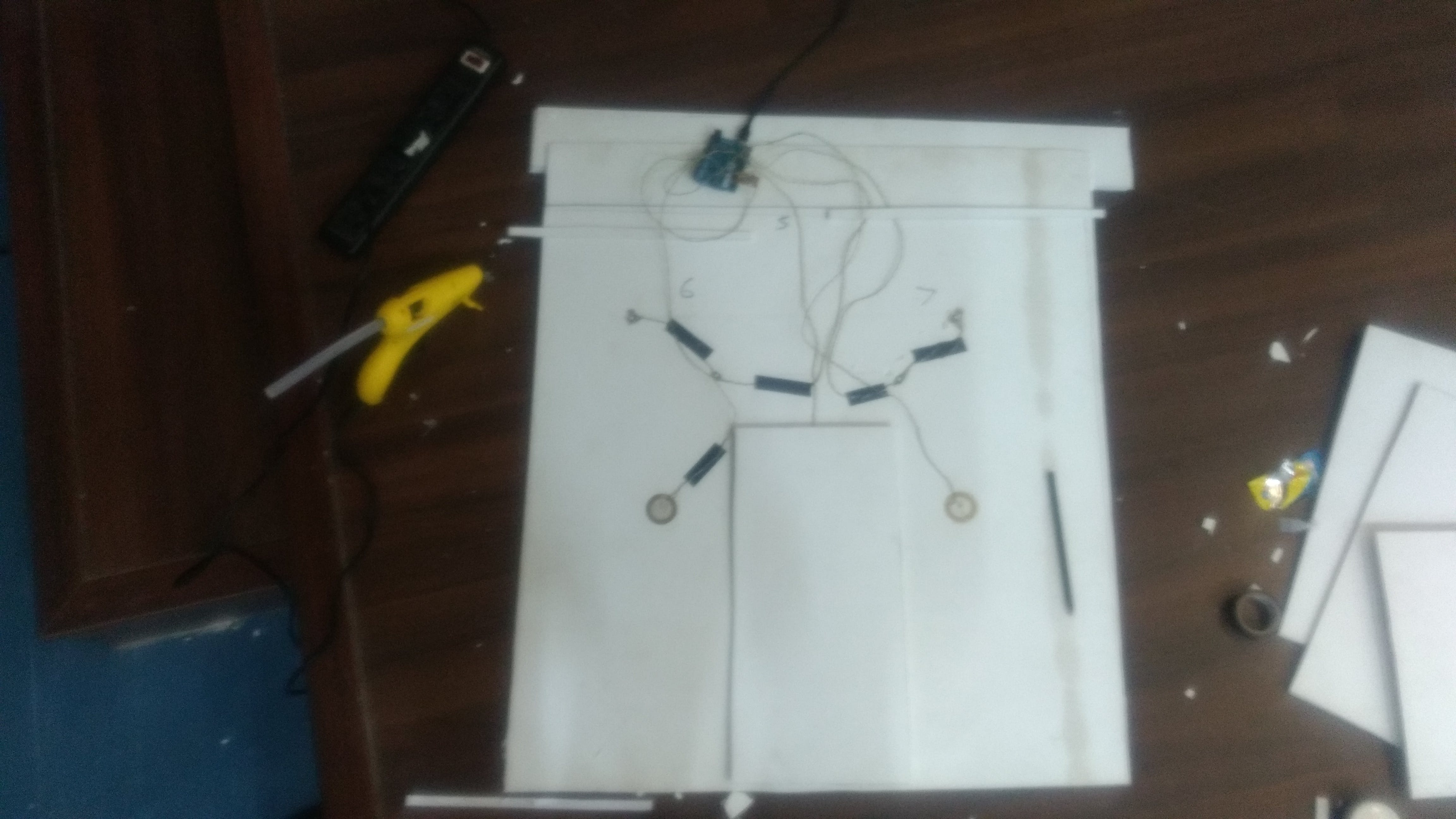 Completely Wired Mat