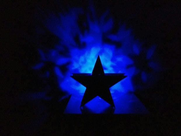 Christmas Star with RGB LEDs