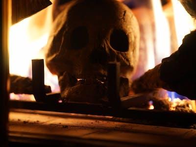 """Alexa, Fireplace On"""