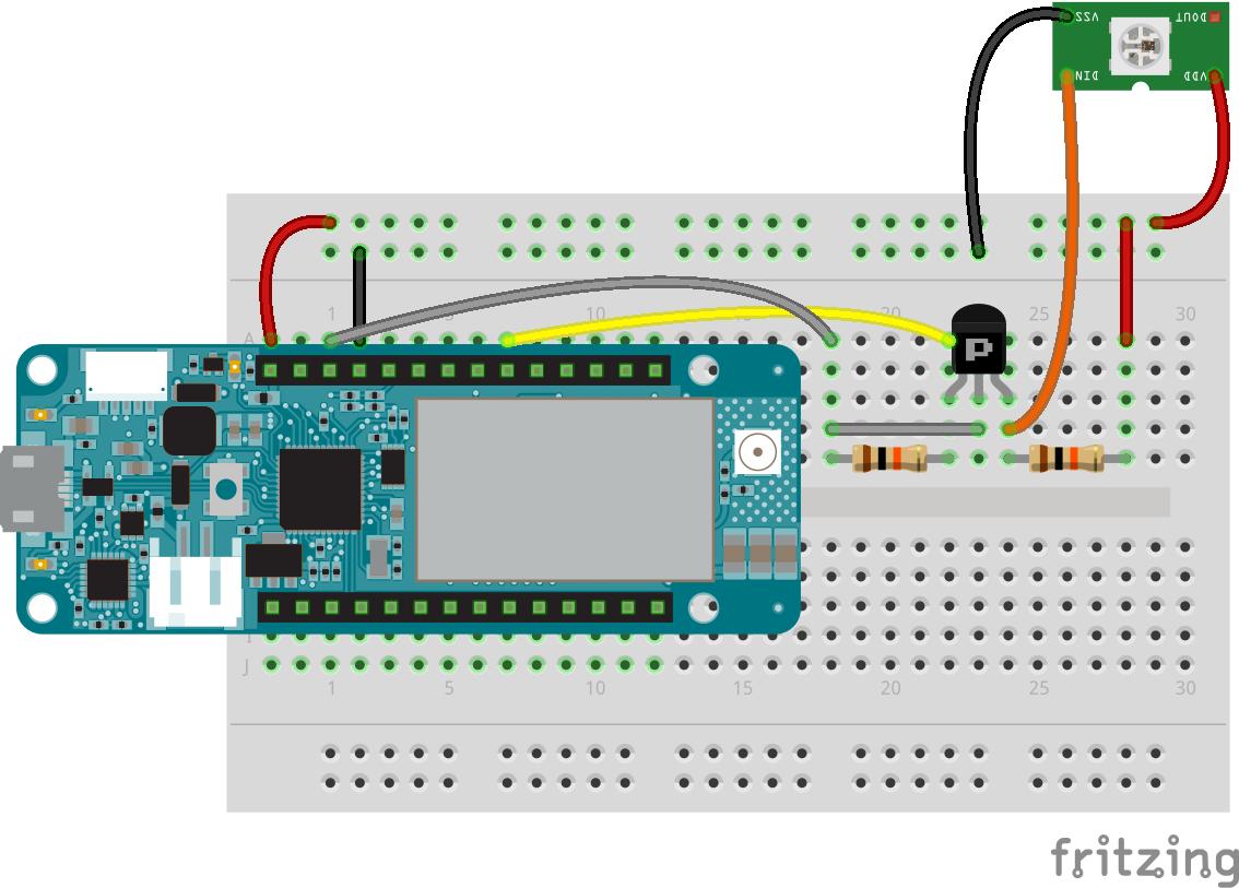 Arduino Mkr Gsm 1400 And Dtmf Decoder Circuit Mkrgsm1400dtmf L94oduyxzr