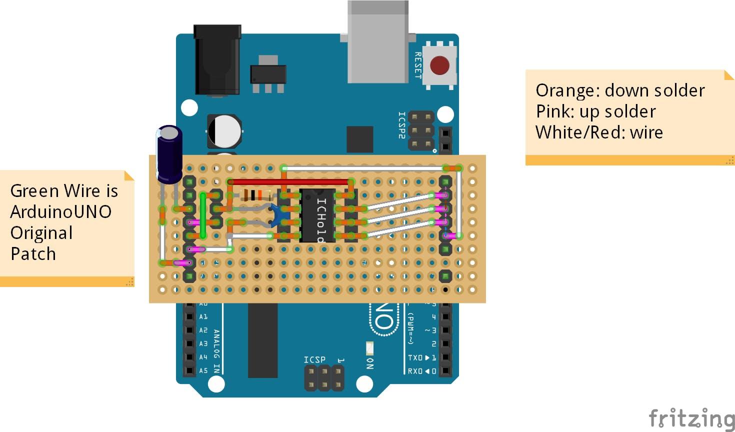 Patch for original Arduino
