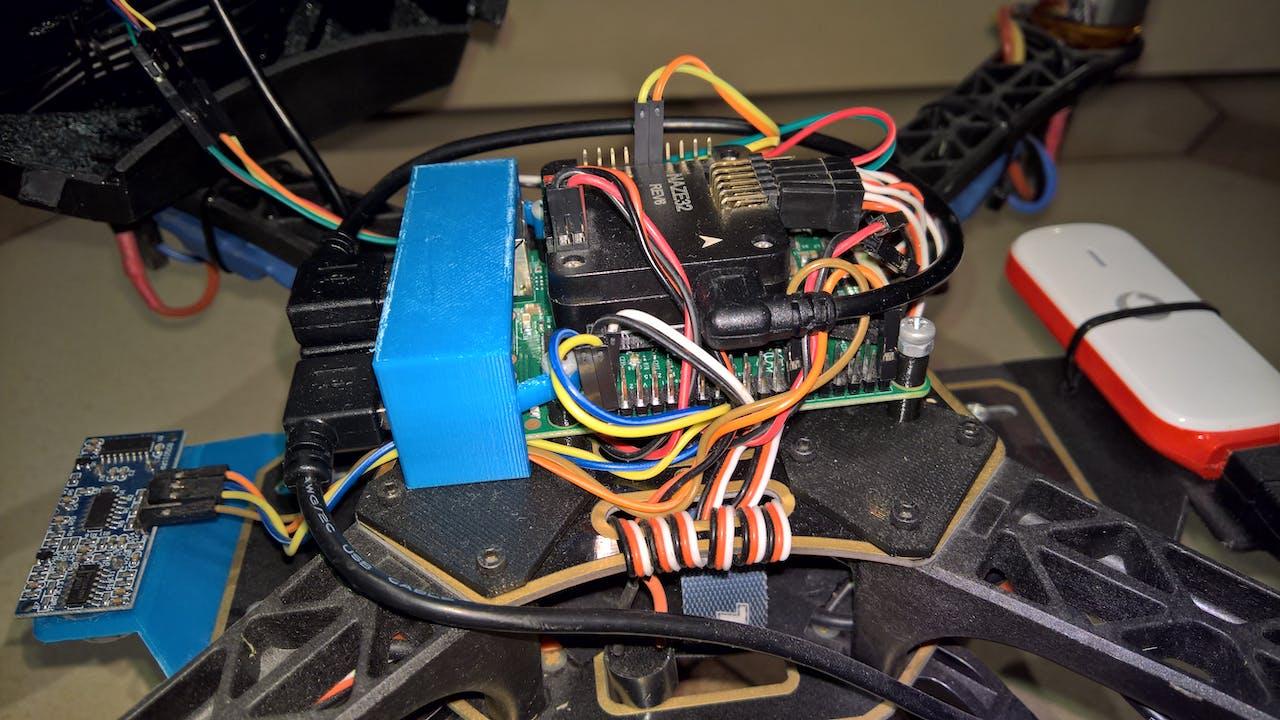 Drone Pi A Windows 10 Raspberry 4g Model B Revision 20 Schematics Raspberrypi