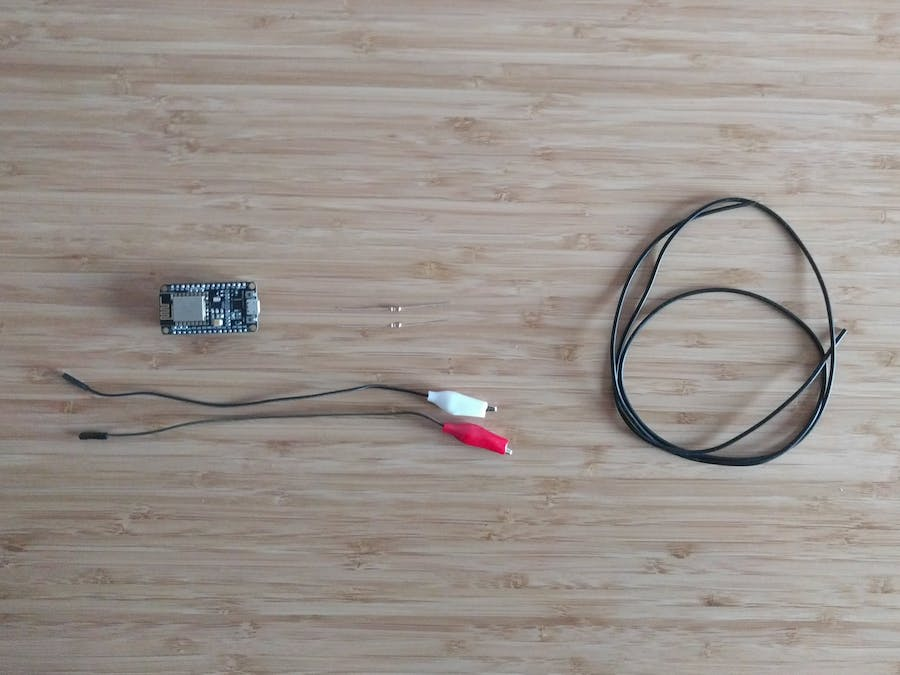 Measuring Stretch Forces With A Conductive Rubber Cord - Hackster.io