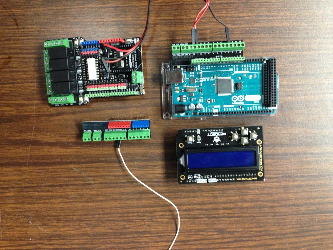 Kevino General Purpose I O Home Relay Shield For Arduino V2 1 Dfrobot