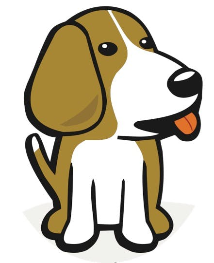 BORIS the Mascot for Beagleboard.org