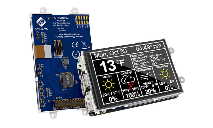 Raspberry Pi Internet Weather Station - Hackster io