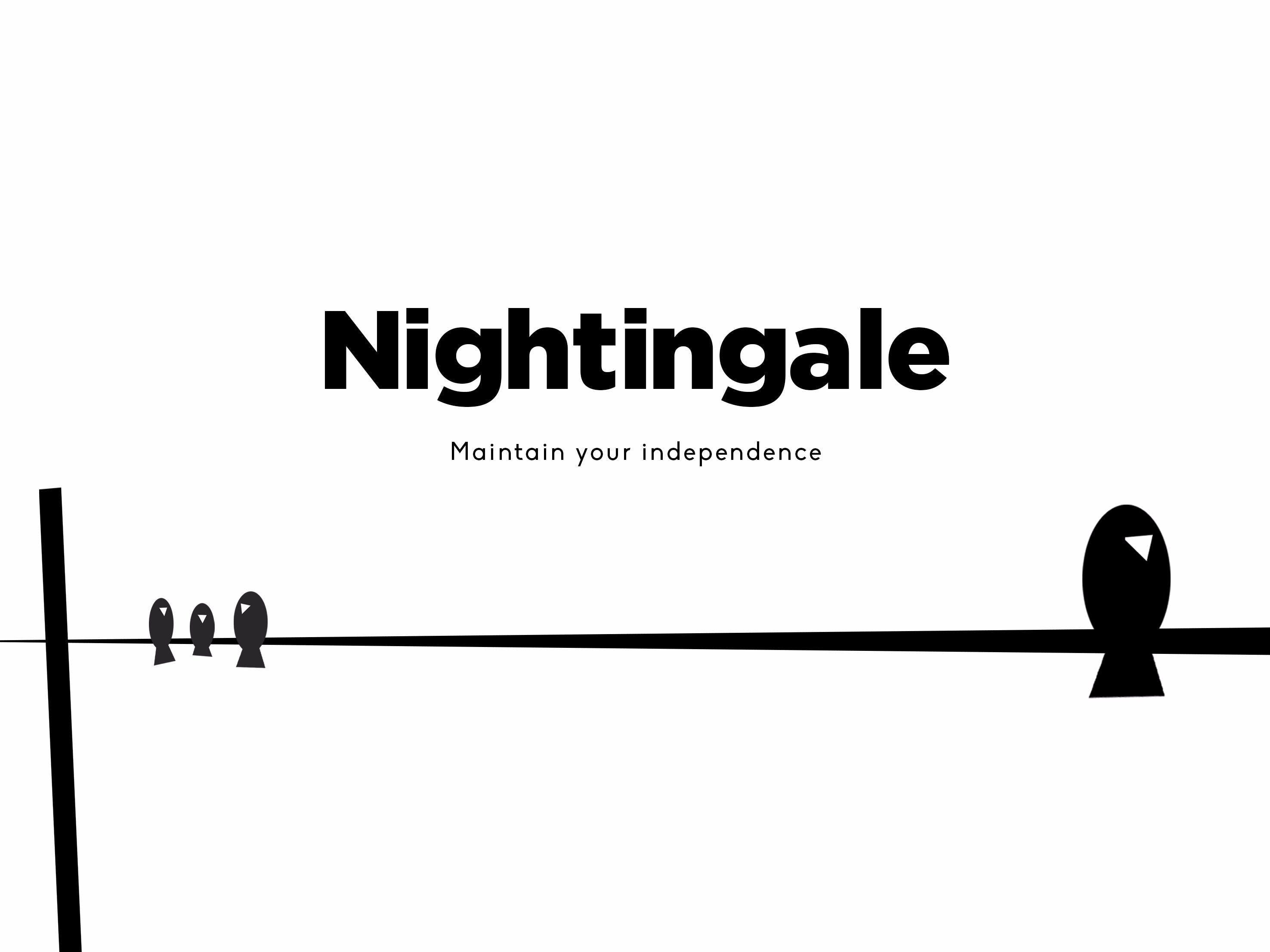 Nightingale Activity Monitor