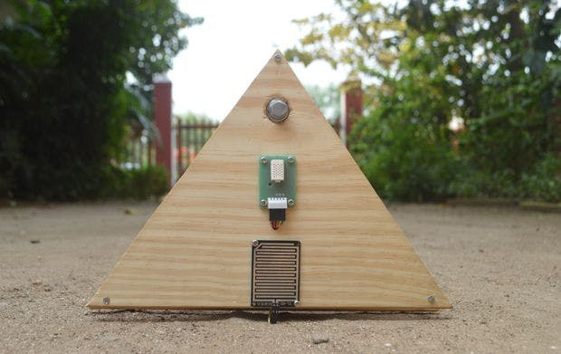 TWIST - Tweeting Weather Station
