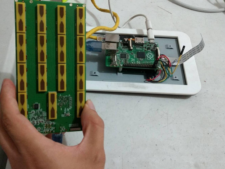 Como iniciar con Walabot en Raspberry Pi