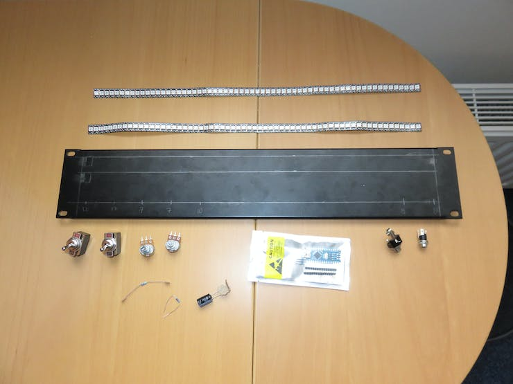 "19"" rack version parts"