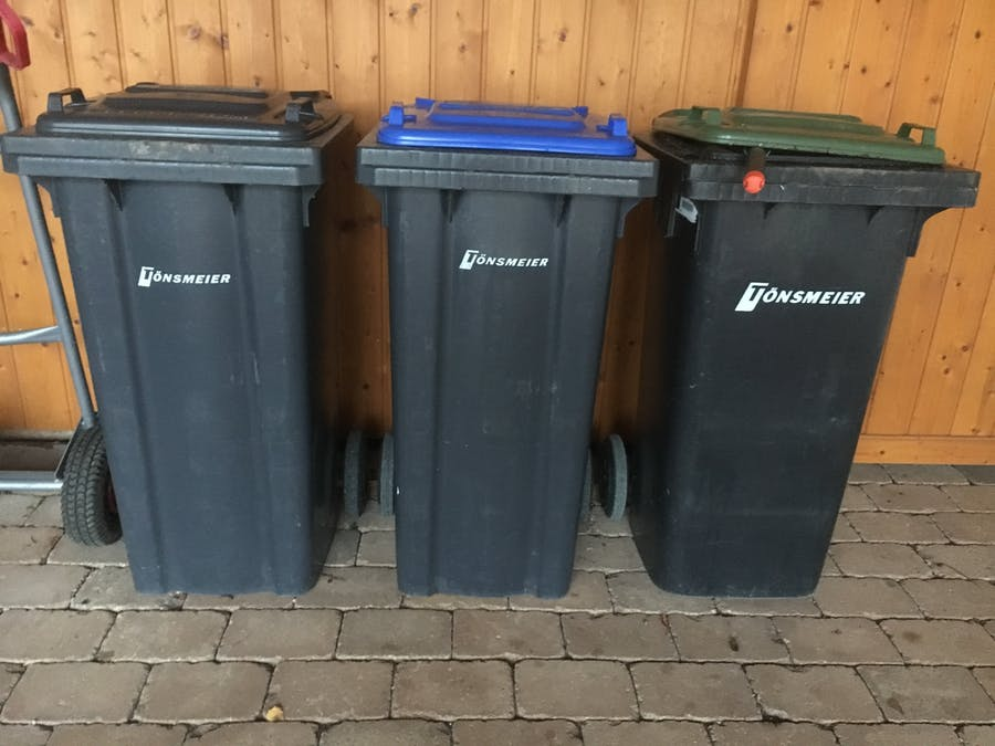 Trashcan Full?